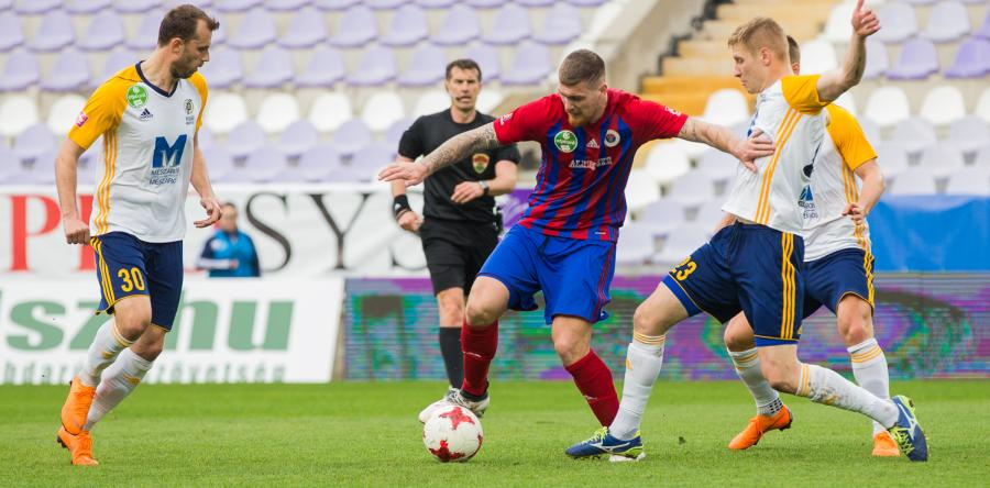 Iványi Zoltán vezeti a Haladás elleni meccsünket