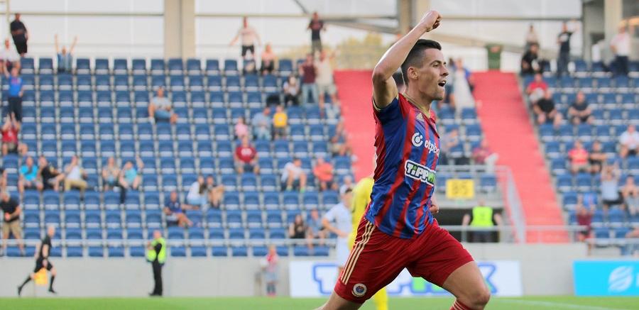 Berecz góljával legyőztük a Pécset!