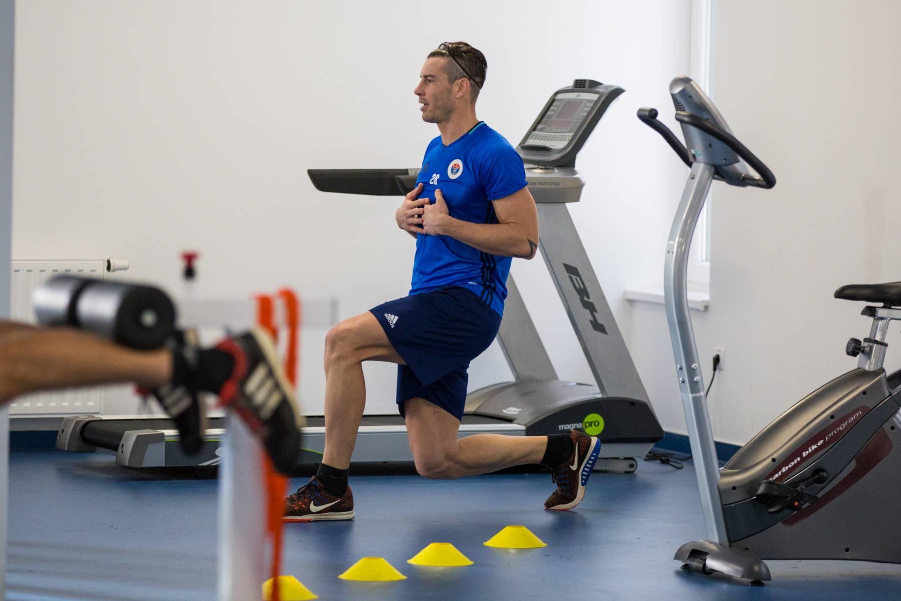 Vaskó: Keményen edzek a több játéklehetőségért