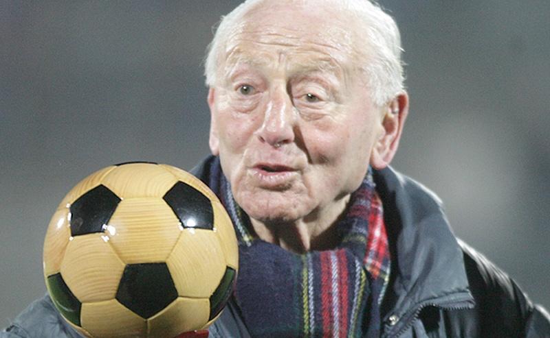 95 éves lenne a legenda: Illovszky Rudolf