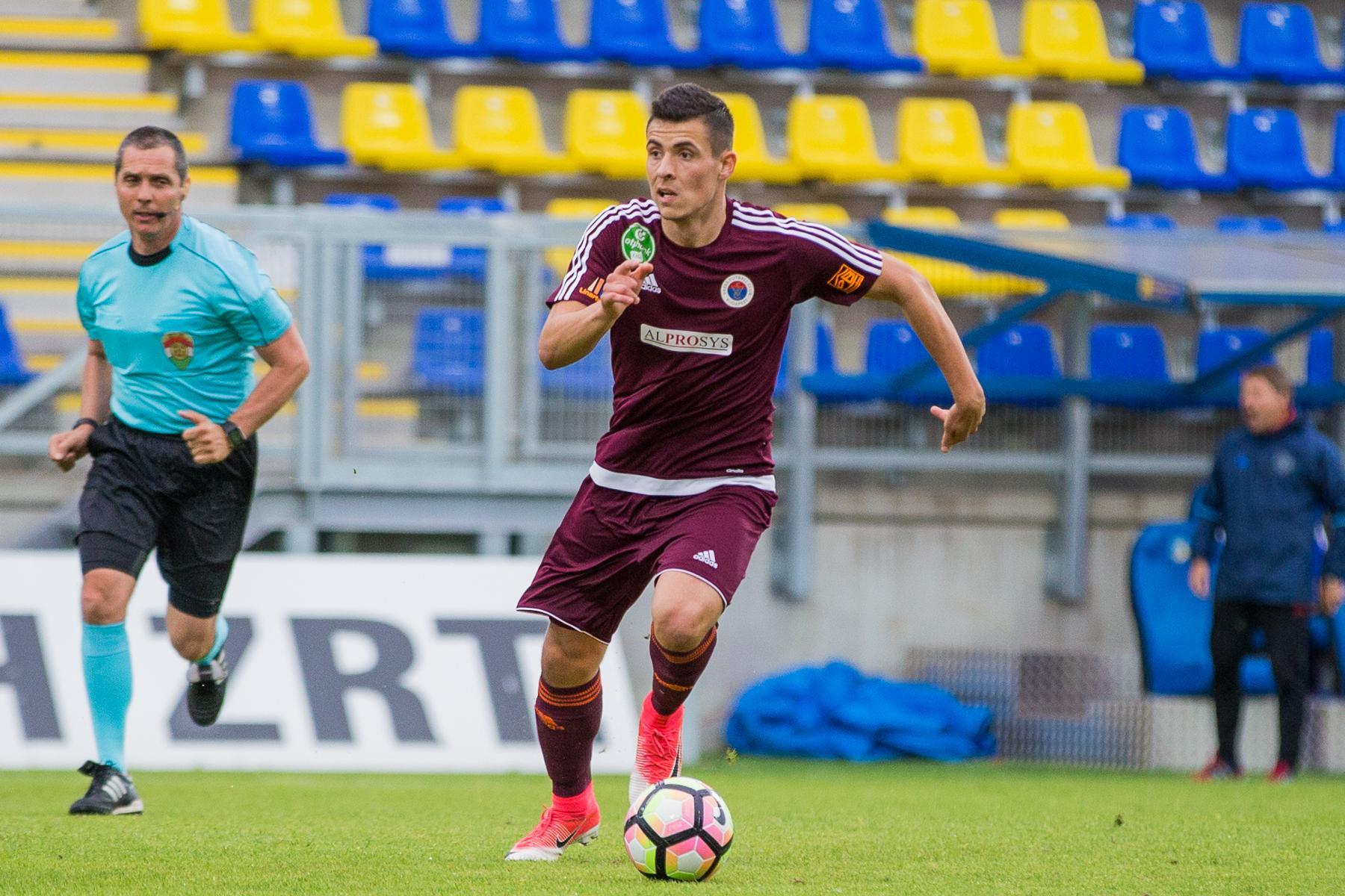 Berecz a forduló válogatottjában
