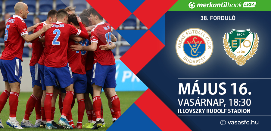 Változik a Győr elleni mérkőzés időpontja!